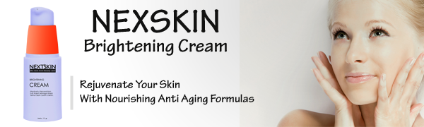 nextskin brightening cream