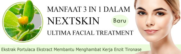 nextskin ultima facial treatment