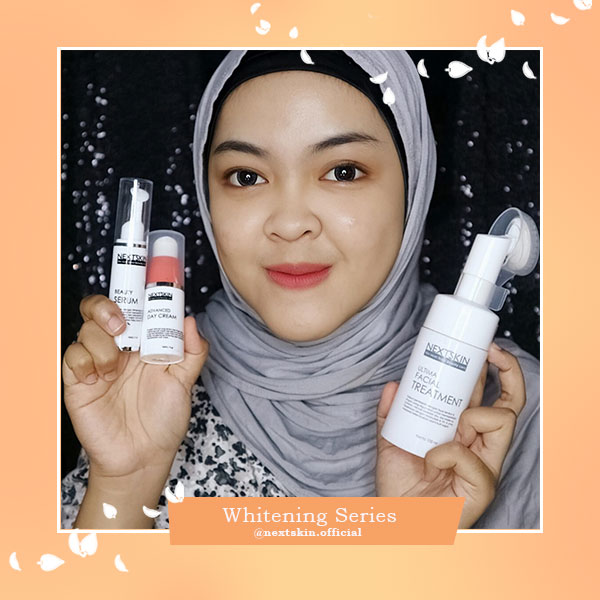 nextskin whitening series